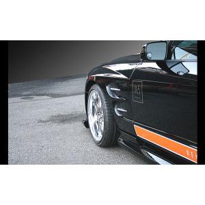 BEHRMAN MUSTANG GT(05〜09) フロントワイドフェンダー