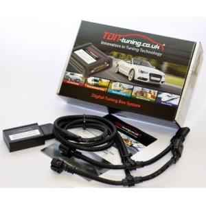 ハイエース 200系 3.0Lディーゼル TDI TUNING BOX CRTD2