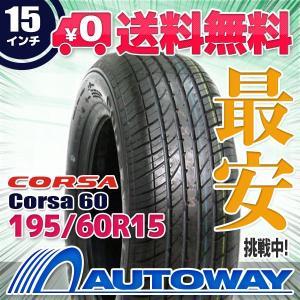 タイヤ サマータイヤ Corsa 60 195/60R15 88H autoway2