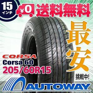 タイヤ サマータイヤ Corsa 60 205/60R15 91H|autoway2