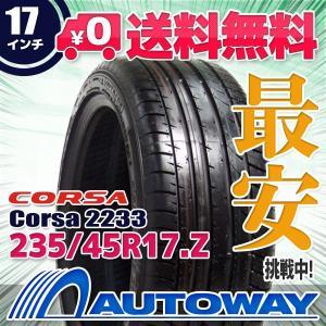 タイヤ サマータイヤ Corsa 2233 235/45R17 97W|autoway2