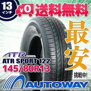 タイヤ サマータイヤ ATR SPORT 122 145/80R13 75T|autoway2