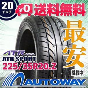 タイヤ サマータイヤ ATR SPORT 225/35R20 90W|autoway2