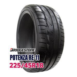 タイヤ サマータイヤ ブリヂストン POTENZA RE-11 225/45R18 91W|autoway2