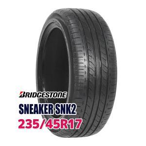 タイヤ サマータイヤ ブリヂストン SNEAKER SNK2 235/45R17 94W...