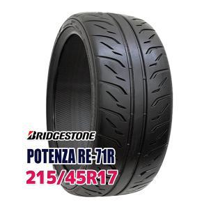 タイヤ サマータイヤ 215/45R17 ブリヂストン POTENZA RE-71R|autoway2