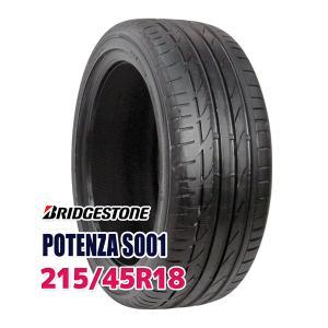 タイヤ サマータイヤ ブリヂストン POTENZA S001 215/45R18 93Y|autoway2