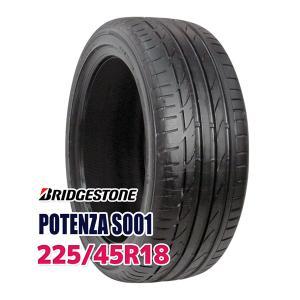 タイヤ サマータイヤ ブリヂストン POTENZA S001 225/45R18 95Y|autoway2