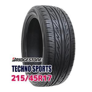 タイヤ サマータイヤ 215/45R17 BRIDGESTONE TECHNO SPORTS|autoway2