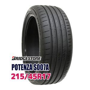 タイヤ サマータイヤ 215/45R17 BRIDGESTONE POTENZA S007A|autoway2