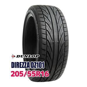 タイヤ サマータイヤ ダンロップ DIREZZA DZ101 205/55R16 91V autoway2