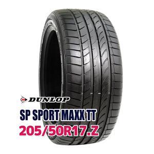 タイヤ サマータイヤ ダンロップ SPORT MAXX TT 205/50R17 93Y|autoway2