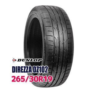 タイヤ サマータイヤ 265/30R19 ダンロップ DIREZZA DZ102 autoway2