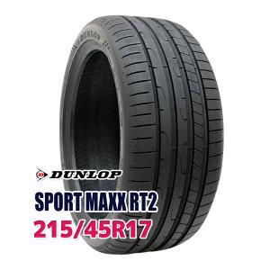 タイヤ サマータイヤ 215/45R17 DUNLOP SPORT MAXX RT2|autoway2