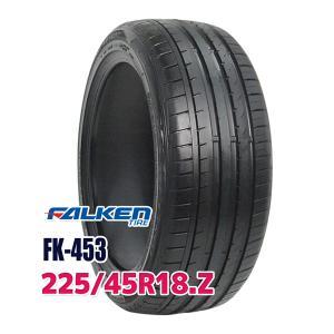 タイヤ サマータイヤ ファルケン FK453 225/45R18 95Y|autoway2