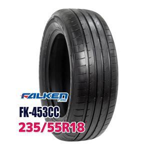 タイヤ サマータイヤ ファルケン FK453CC 235/55R18 100V|autoway2