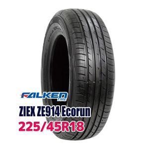 タイヤ サマータイヤ ファルケン ZIEX ZE914 Ecorun 225/45R18 95W|autoway2