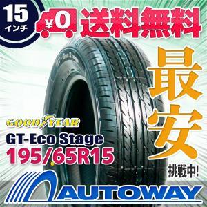 タイヤ サマータイヤ グッドイヤー GT-Eco Stage 195/65R15 91H|autoway2