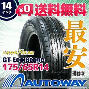 タイヤ サマータイヤ グッドイヤー GT-Eco Stage 175/65R14 82S|autoway2