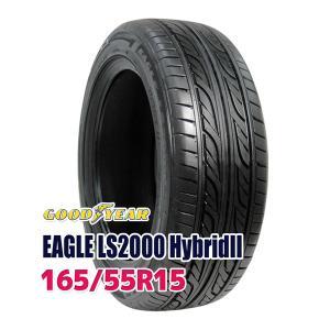タイヤ サマータイヤ グッドイヤー EAGLE LS2000 HybridII 165/55R15 75V autoway2