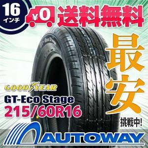 タイヤ サマータイヤ グッドイヤー GT-Eco Stage 215/60R16 95H|autoway2
