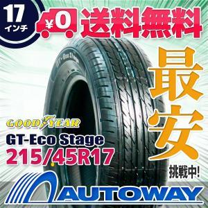 タイヤ サマータイヤ グッドイヤー GT-Eco Stage 215/45R17 87W|autoway2