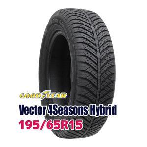 タイヤ サマータイヤ 195/65R15 GOODYEAR Vector 4Seasons Hybrid|autoway2