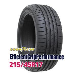 タイヤ サマータイヤ 215/45R17 GOODYEAR EfficientGrip Performance|autoway2