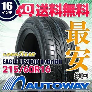 タイヤ サマータイヤ グッドイヤー EAGLE LS2000 HybridII 215/60R16 95H|autoway2