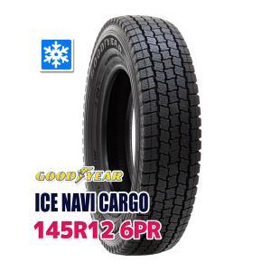 スタッドレスタイヤ グッドイヤー ICE NAVI CARGO 145R12 6PR|autoway2