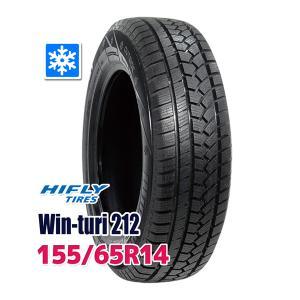スタッドレスタイヤ HIFLY Win-turi 212 155/65R14 75T|autoway2