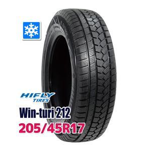 スタッドレスタイヤ HIFLY Win-turi 212 205/45R17 88H XL|autoway2