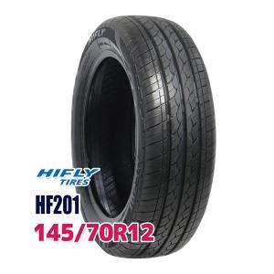 タイヤ サマータイヤ ハイフライ HF201 145/70R12 69T|autoway2