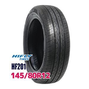 タイヤ サマータイヤ ハイフライ HF201 145/80R12 74T|autoway2