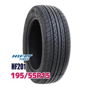 タイヤ サマータイヤ ハイフライ HF201 195/55R15 85V autoway2