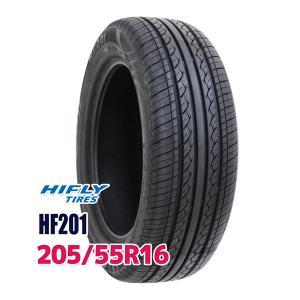 タイヤ サマータイヤ ハイフライ HF201 205/55R16 autoway2