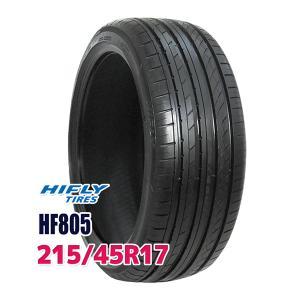 タイヤ サマータイヤ ハイフライ HF805 215/45R17|autoway2