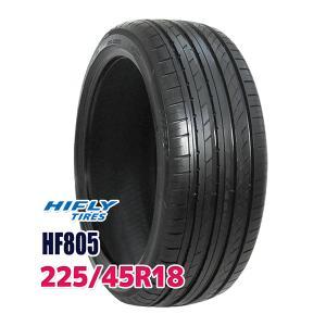 タイヤ サマータイヤ ハイフライ HF805 225/45R18 95W XL|autoway2