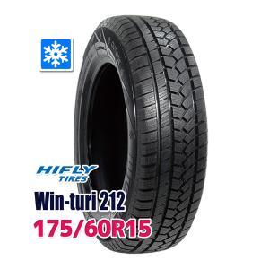 スタッドレスタイヤ HIFLY Win-Turi 212 175/60R15 81H|autoway2