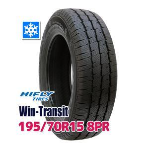 スタッドレスタイヤ HIFLY Win-Transit 195/70R15 8PR 104/102R|autoway2