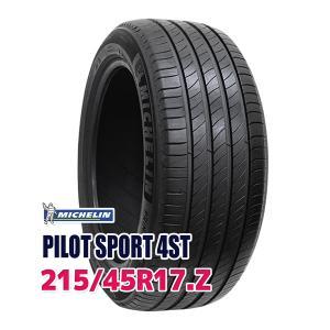 タイヤ サマータイヤ 215/45R17 MICHELIN PILOT SPORT 4ST|autoway2