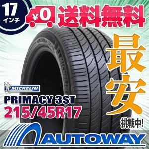 タイヤ サマータイヤ 215/45R17 MICHELIN PRIMACY 3ST|autoway2