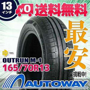 タイヤ サマータイヤ モモタイヤ OUTRUN M-1 165/70R13 79T|autoway2
