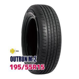 タイヤ サマータイヤ モモタイヤ OUTRUN M-2 195/55R15 85H autoway2