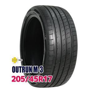 サマータイヤ モモタイヤ OUTRUN M-3 205/45...