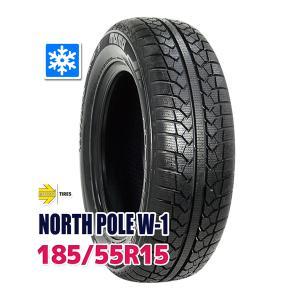 スタッドレスタイヤ MOMO Tires NORTH POLE W-1 185/55R15 82H|autoway2
