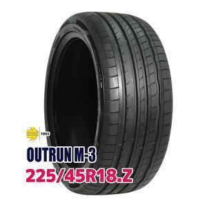タイヤ サマータイヤ モモ OUTRUN M-3 225/45R18 95W|autoway2