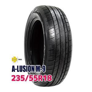 タイヤ サマータイヤ モモタイヤ A-LUSION M-9 235/55R18 104V|autoway2