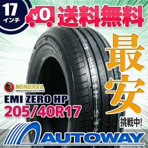 タイヤ サマータイヤ ミネルバ EMI ZERO HP 205/40R17 84W autoway2