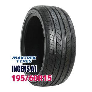 タイヤ サマータイヤ マックストレック INGENS A1 195/60R15 88H autoway2